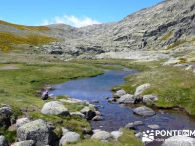 Parque Regional Sierra de Gredos - Laguna Grande de Gredos;viajes otoño senderismo; semana santa vi